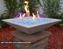 concrete fire bowls square 18 u0027 u0027
