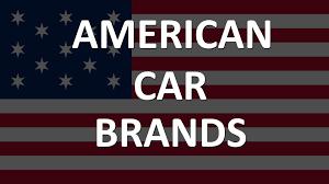 american car logos american car brands youtube