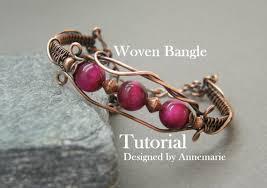 wire jewelry bracelet images Wire wrap tutorial handmade jewelry instructions pdf wire jpg