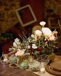amazing wedding centerpieces with flowers and candles photos
