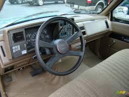 1993 Gmc Sierra Interior Beige Interior 1994 Gmc Sierra 1500 Sle Regular Cab Photo