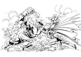 coloring batman superman free download clip art free clip