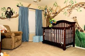 Curtains For Baby Boy Bedroom Curtains For Baby Nursery Bedroom Home Designs Upscale Modern