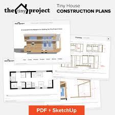 tiny project house plans u2013 tiny house collaborative