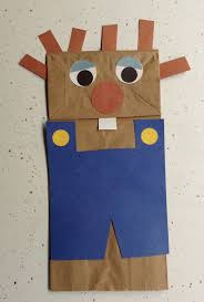 my very own little critter creation puppet crafts for kids