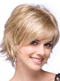 hair cut feathered ends layered pixie haircut with feathered ends human hair capless wig 8