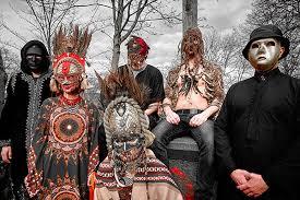Halloween 12 Artists Perform Costume
