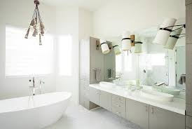 modern gray bath vanity cabinets contemporary bathroom
