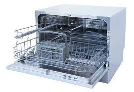 Countertop Dishwasher Faucet Adapter Sd 2213s Countertop Dishwasher Silver