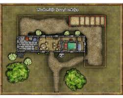 Fantasy Floor Plans 115 Best Rpg Floor Plans Images On Pinterest Fantasy Map