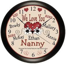 personalized picture clocks 16 best personalized clocks images on