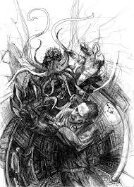 cthulhu cover rough sketch by sonofamortician deviantart com on