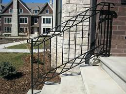 wrought iron railings for stairs stair ornamental used railing sale