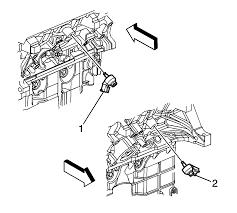 repair instructions knock sensor replacement bank 1 2009