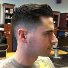 mens hairstyles short back and sides with fringe haircuts for men