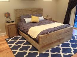 Oak Bed Frame Weathered Oak Bed Frame Size