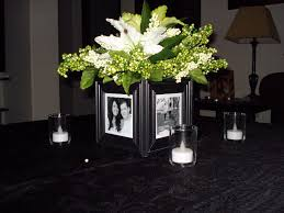 photo centerpieces unique photo table centerpieces source photos weddingbycolor