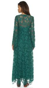 cool dresses free cool lace maxi dress ballet in blue lyst
