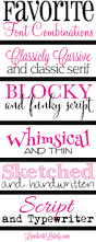 best 10 font combos ideas on pinterest font combinations font