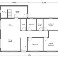 simple floor plans simple house floor plan with dimensions simple house house