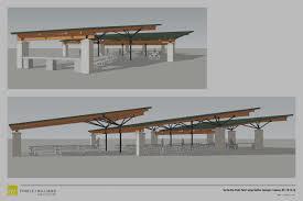 Pavilion Concept New Pavilion Improvements Coming To Sar Ko Par Trails Park