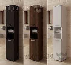 decorative bathroom storage cabinets tall bathroom storage cabinets 72