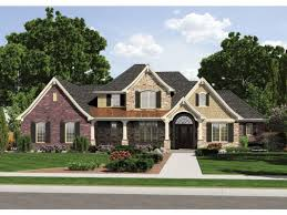 Best House Plans Images On Pinterest Home Plans Square Feet - French country home design