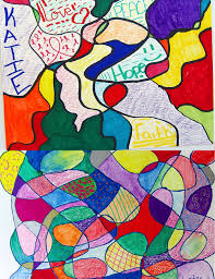 Cool Art Project Ideas by Cool Stuff Art Gallery Doodle Drawing Art Project
