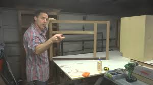kitchen sink cabinet base kitchen cabinets sink base build youtube