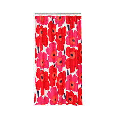 Lush Decor Ruffle Shower Curtain by Lush Decor Maria Red Shower Curtain 14907702 Overstock Red Shower