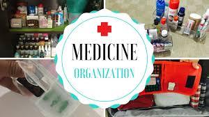 Organize Medicine Cabinet How To Organize Medicines U0026 Medicine Cabinet At Home Youtube