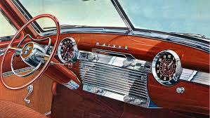 1949 kaiser dashboard automotive interiors car
