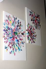 best 25 toddler canvas art ideas on pinterest handprint art