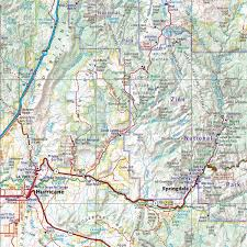 Map Of Arizona And Utah by Utah Road U0026 Recreation Atlas U2014 Benchmark Maps