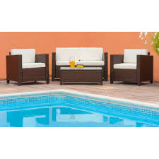 Tuscany Outdoor Furniture by Tuscany Rattan Garden Furniture Set