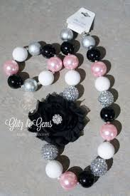 best 25 bubble gum necklace ideas on pinterest chunky bead