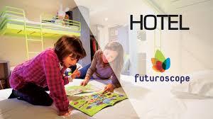 chambre futuroscope hotel du futuroscope accès direct au parc