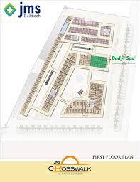 jms crosswalk sector 93 commercial office space retail shop gurgaon