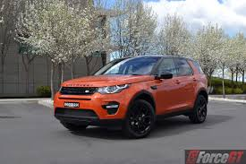 land rover discovery 2016 red 2016 land rover discovery sport si4 se review