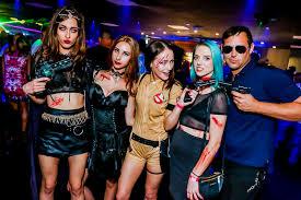 Halloween Costumes Nightclubs Halloween Hiphop Night Club Tour Week 23 31 Tickets