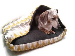 cozy cave dog cat pet bed with blanket by goodlifepetsupply good