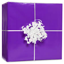 purple gift wrap asianfashion us