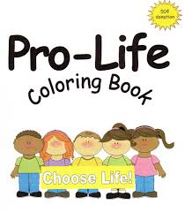 pro life mississippi coloring book