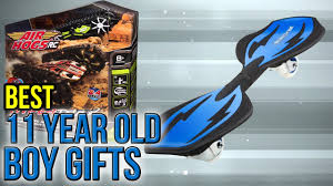 11 Year Old Boy Birthday Gifts Ideas