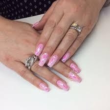 aliexpress com buy 5 pcs different color glass nails foil