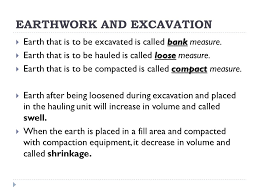 Excavation Estimating by Estimating Ahmed Elyamany Phd Avs Earthwork And Excavation Bank