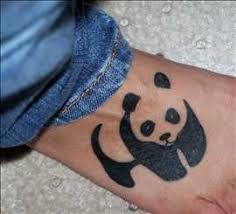 77 best tattoos images on pinterest animals panda tattoos and