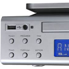 radio für küche unterbauradio cd mp3 player usb aux in soundmaster ur2050si audio