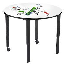 Student Desks Melbourne by Adjustable Height Tables Bfx Furniture