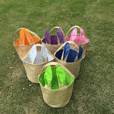 wholesale easter buckets aliexpress buy fast shipping burlap easter wholesale